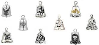 ride bells biker jewelry