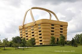longaberger office building. Simple Building Basket Case  Longaberger Office Building  By John H Bowman For Office Building
