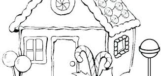 Gingerbread Coloring Sheet Gingerbread Man Coloring Pages Story