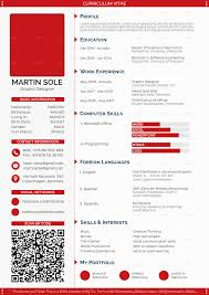 Clean Multipurpose Cv Template By Fabiocimo Graphicriver