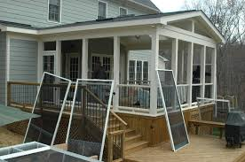 screen porch kits screened in ideas is smaller we don t want a 14