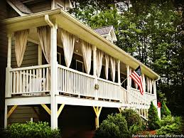 outdoor porch curtains. Drop Cloth Curtains For A Porch Add Privacy And Sun Control In Front Design 10 Outdoor D