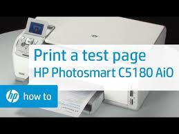Nous n'avons pu trouver aucun pilote pour votre produit. Hp Photosmart C5180 Printer All In One Color Inkjet