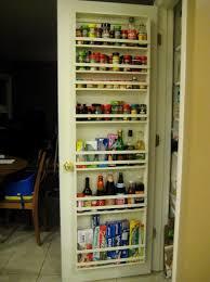 ... Over The Pantry Door Rack Organizers Ideas: Modern Pantry Door Rack  Ideas ...