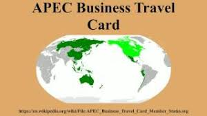 Apec Business Travel Card Wikivisually