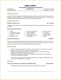 Android Developer Resume Examples Samples Template Experience