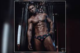 Early life dudman was born in bracknell in berkshire, but he moved to bournemouth for eight years. Model Ben Dudman In Jj Malibu Underwear