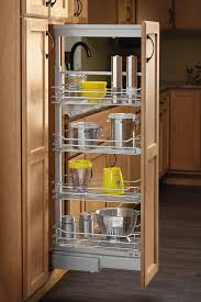 Pull Out Kitchen Storage Kitchen Beautiful Cherry Wood Pull Out Storage Kitchen Cabinet