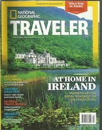 national geographic traveler april 2016