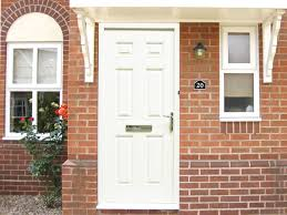 regency white 3ft posite front door set