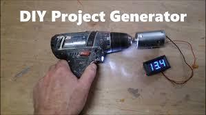 homemade electric generator. Amazon.com: Pacific Sky Power DC Project Motor Generator: Garden \u0026 Outdoor Homemade Electric Generator