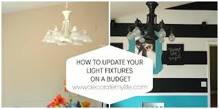 update lights on a budget