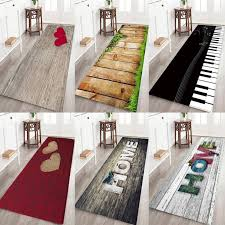 details about 3d printed flannel area rug non slip backing soft floor mat home decorative pad