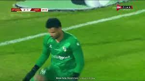 أهداف مباراة الأهلي والمقاولون العرب 3-2 بتاريخ 2021-01-21 الدوري المصري