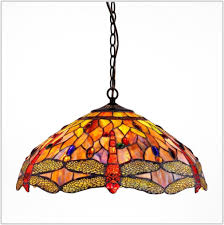 Tiffany Style Hanging Lamps Dragonfly Lamps Home Decorating