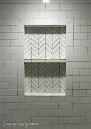 pictures of tiled shower niches awesome bathroom