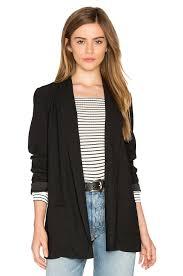bb dakota wright blazer black women bb dakota faux leather jackets