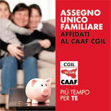 Assegno Unico figli 2021 - Caaf Cgil Sicilia