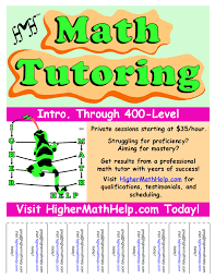 Tutoring Flyer Template Rosejuice Info