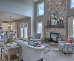 how to install recessed lighting in 2 story home best great room with 2 story