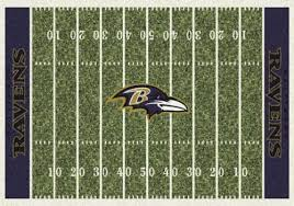 baltimore ravens sports team rug