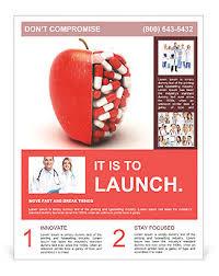 Apple Flyer Templates Pills In Apple Flyer Template Design Id 0000007025