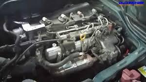 Toyota 1KD-FTV Euro4 Engine View - YouTube
