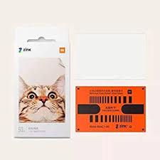 Xiaomi mijia AR Printer 300 dpi Portable Photo Mini ... - Amazon.com