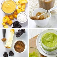 Diet Chart For Constipation Problem 6 Baby Food Purees To Help Relieve Babys Constipation