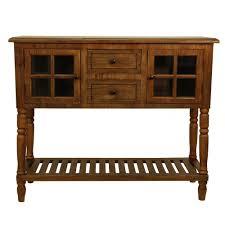 morgan natural 2 door console table