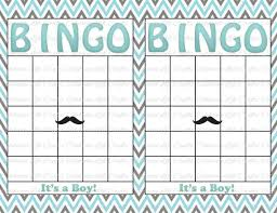 Baby Shower Gift Bingo  My Practical Baby Shower GuideBaby Shower Bingo Cards Printable
