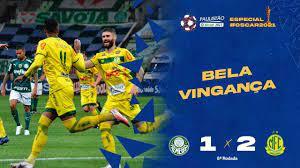 Melhores Momentos de Palmeiras 1 x 2 Mirassol - Paulistão 2021