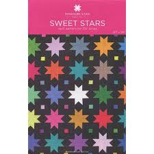 Sweet Stars Quilt Pattern SKU: PAT1050 | Missouri Star Quilt Co ... & Sweet Stars Quilt Pattern Adamdwight.com