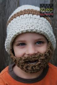 Beard Hat Crochet Pattern