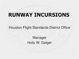 Runway Design Ppt Ppt Runway Incursions Powerpoint Presentation Free