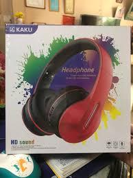 Tai nghe bluetooth Kaku-882 âm thanh HD pin trâu 10h, có khe gắn thẻ nhớ  chính hãng (headphone chụp tai) [BH: 3 tháng] lrg.xc52#5l7.1D6
