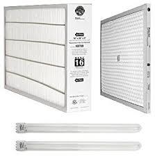 lennox pure air. lennox x8796 merv 16 maintenance kit for pureair air cleaner model pco16-28 pure n