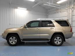 2004 Dorado Gold Pearl Toyota 4Runner Limited 4x4 #82672649 ...