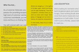 6 Awesome Job Postings That Blew Us Away