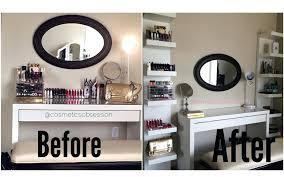 makeup organizer ikea view larger makeup storage and organization makeup organizer ikea canada