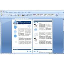 Word Templates For Newsletters Download The Top Free Microsoft Word Templates Newsletters