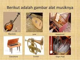 Pertunjukan dapat berupa pemain solo yang menggunakan improvisasi untuk kesenangan pribadi sampai yang sangat terencana dan. Perkembangan Musik Barat Seni Musik Sma Cute766