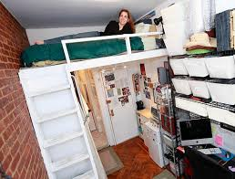 Would You Ever Pay 775Month For This 90SquareFoot Apartment In Smallest New York Apartments