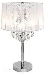 shabby chic table lamps uk lovely shabby chic white thread crystal table lamp