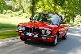 BMW 5 Series 1983 bmw 5 series : BMW Celebrates 30 Years Of Using Diesel Power