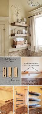 10 DIY Bathroom Upgrades to Impress