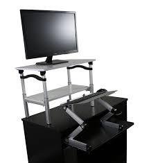 Ergonomic Computer Desk 6 Best Ergonomic Standing Desks For Your Home Or Office