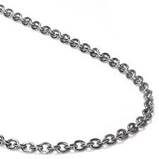 you may also like titanium 7mm wheat link necklace chain