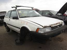 Junkyard Find: 1988 Toyota Corolla - The Truth About Cars