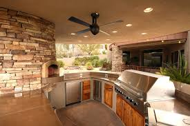 phoenix outdoor kitchen ideas patio with modern grills traditional and mugnaini pizza oven viking appliances